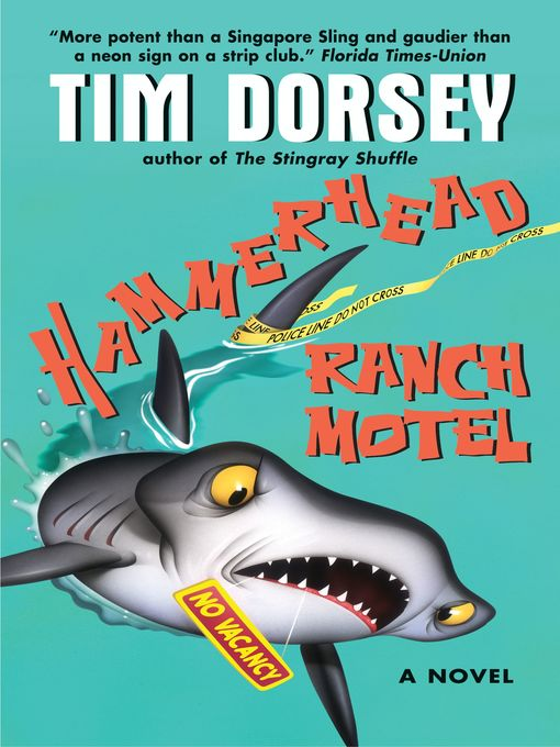 Title details for Hammerhead Ranch Motel by Tim Dorsey - Wait list