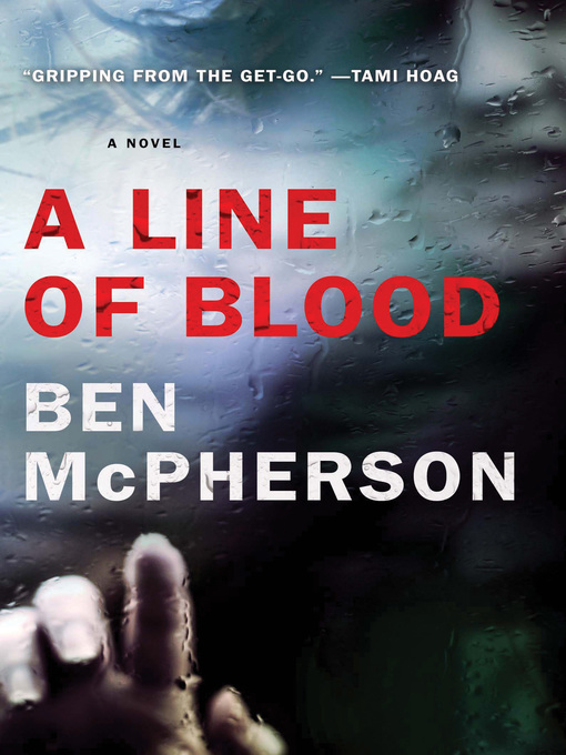 Cover of A Line of Blood