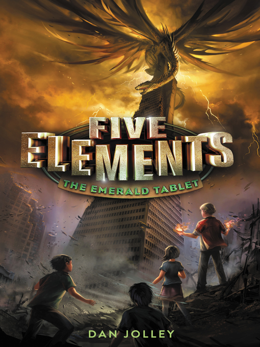 Title details for Five Elements #1 by Dan Jolley - Available
