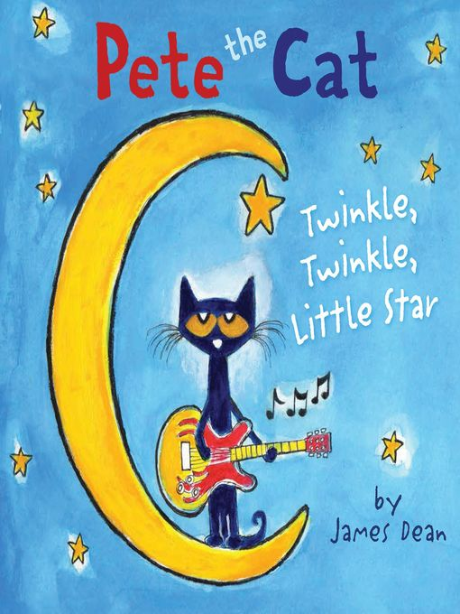Cover of Twinkle, Twinkle, Little Star