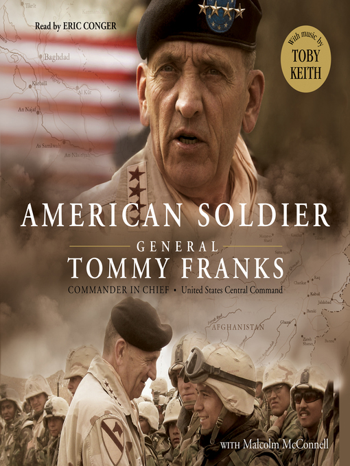 Title details for American Soldier by Tommy R. Franks - Available