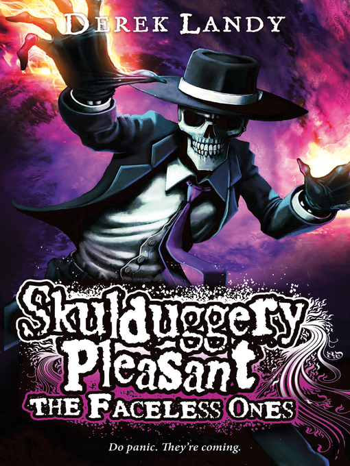 The Faceless Ones Skulduggery Pleasant Series, Book 3