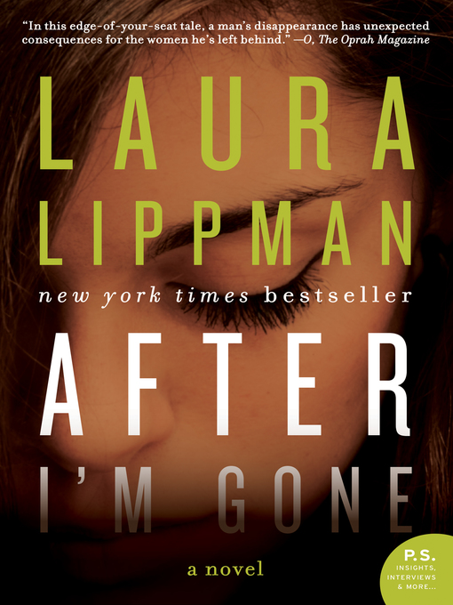 Title details for After I'm Gone by Laura Lippman - Wait list