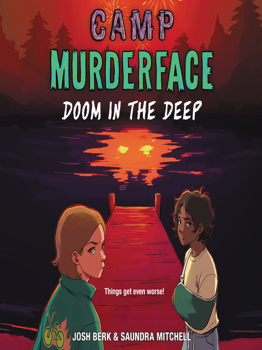 Title details for Doom in the Deep by Saundra Mitchell - Available