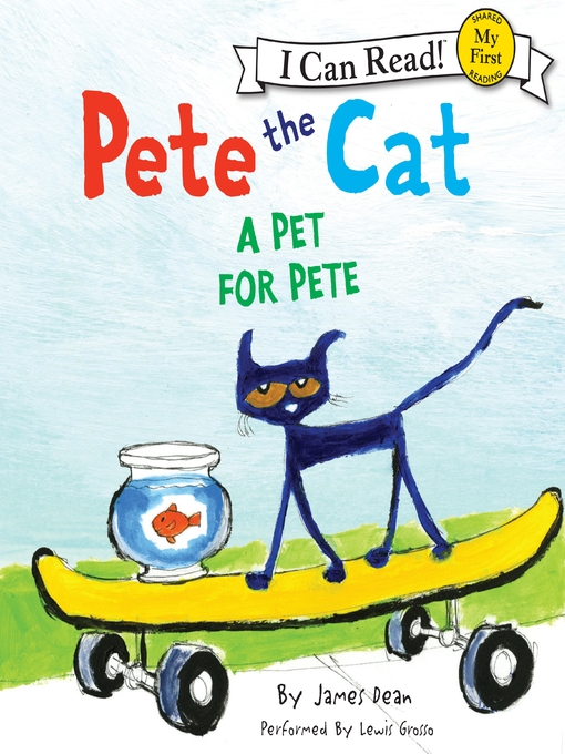Title details for A Pet for Pete by James Dean - Available
