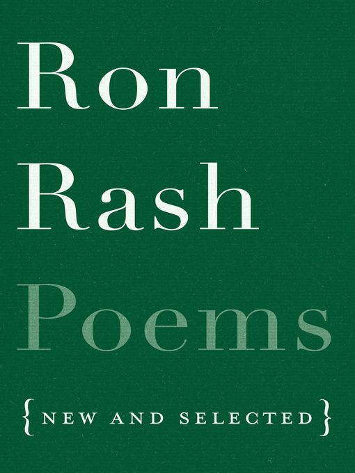Title details for Poems by Ron Rash - Available