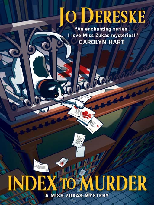 Title details for Index to Murder by Jo Dereske - Wait list