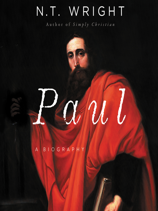 Title details for Paul by N. T. Wright - Wait list