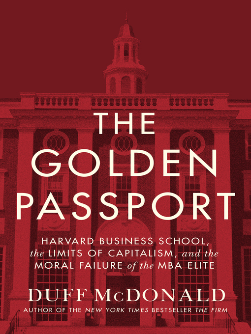 Cover of The Golden Passport