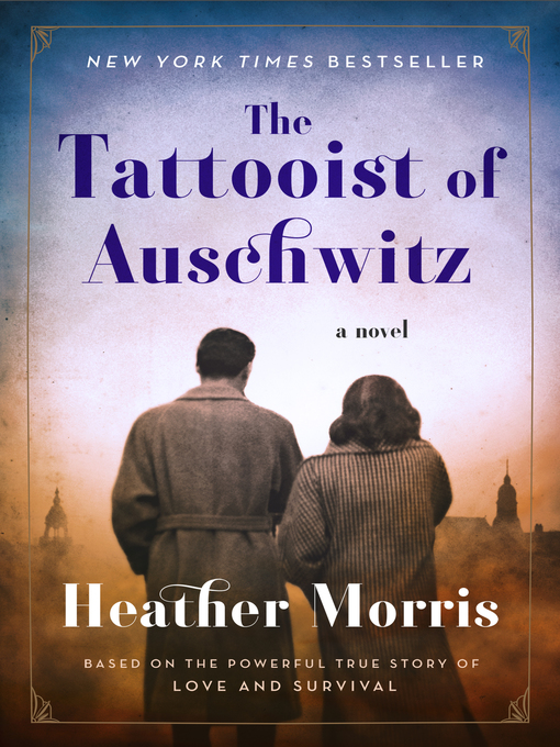 Cover of The Tattooist of Auschwitz