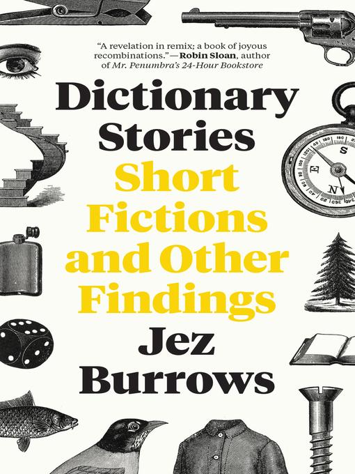 Title details for Dictionary Stories by Jez Burrows - Wait list