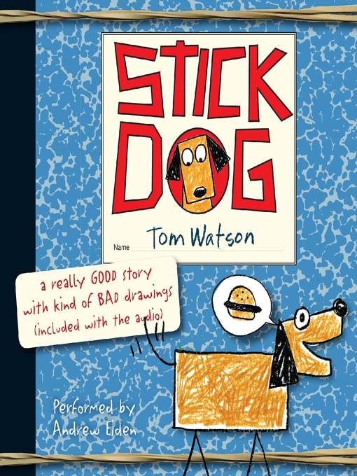 Title details for Stick Dog by Tom Watson - Wait list