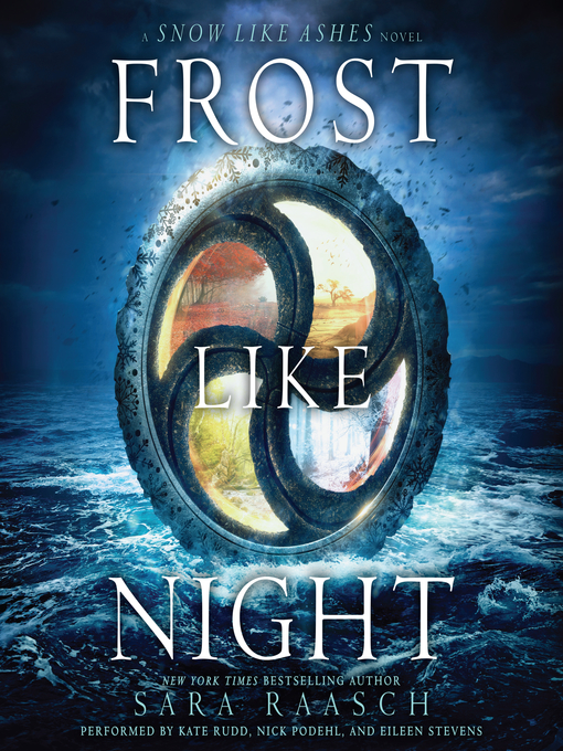 Title details for Frost Like Night by Sara Raasch - Wait list