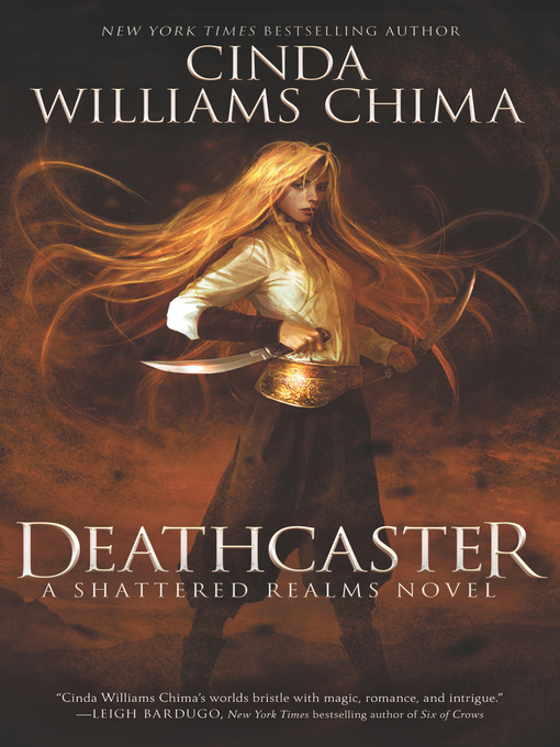 Title details for Deathcaster by Cinda Williams Chima - Wait list