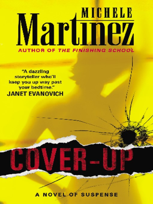 Title details for Cover-up by Michele Martinez - Wait list