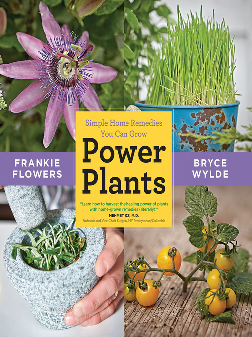 Title details for Power Plants by Frankie Flowers - Wait list