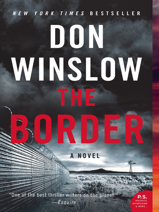 Title details for The Border by Don Winslow - Available
