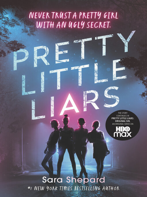 Cover of Pretty Little Liars
