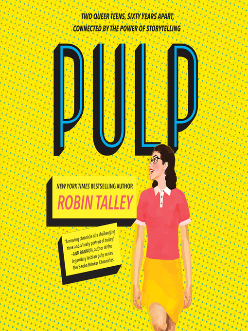 Title details for Pulp by Robin Talley - Wait list