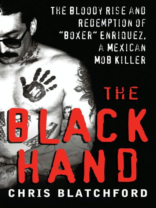 Title details for The Black Hand by Chris Blatchford - Available