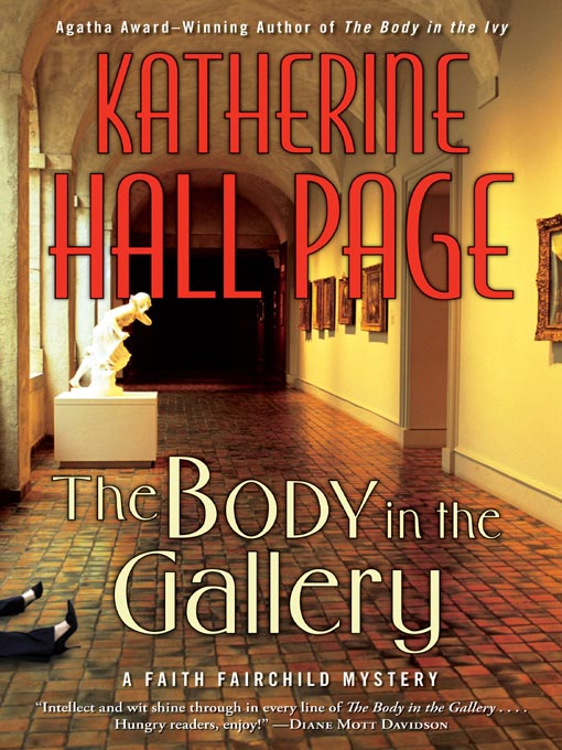 Title details for The Body in the Gallery by Katherine Hall Page - Wait list