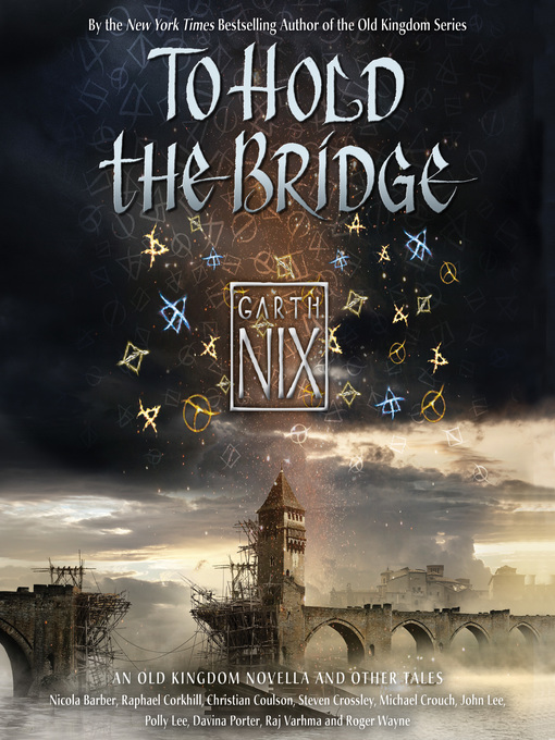 Cover of To Hold the Bridge