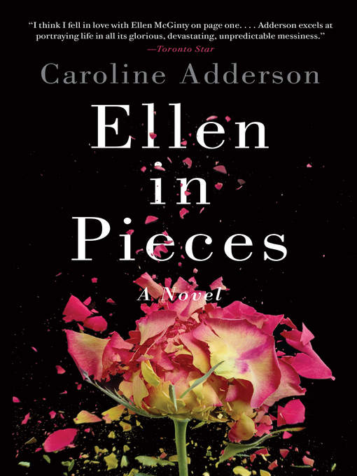 Title details for Ellen In Pieces by Caroline Adderson - Wait list