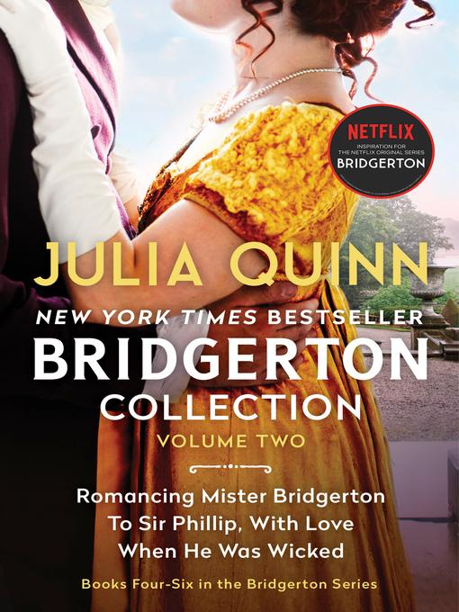 Title details for Bridgerton Collection, Volume 2 by Julia Quinn - Wait list