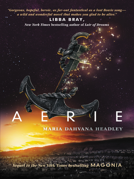 Title details for Aerie by Maria Dahvana Headley - Available