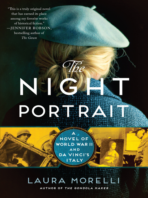 The night portrait a novel of World War II and Da Vinci's Italy
