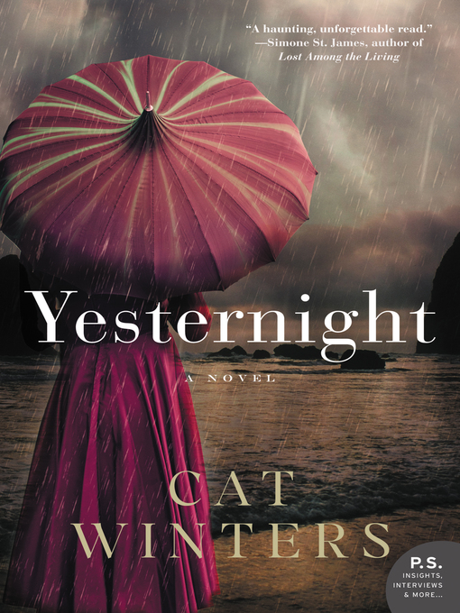 Title details for Yesternight by Cat Winters - Wait list