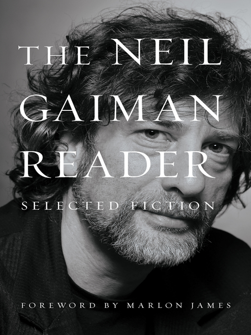 Cover of The Neil Gaiman Reader