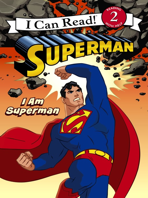 Cover image for I Am Superman