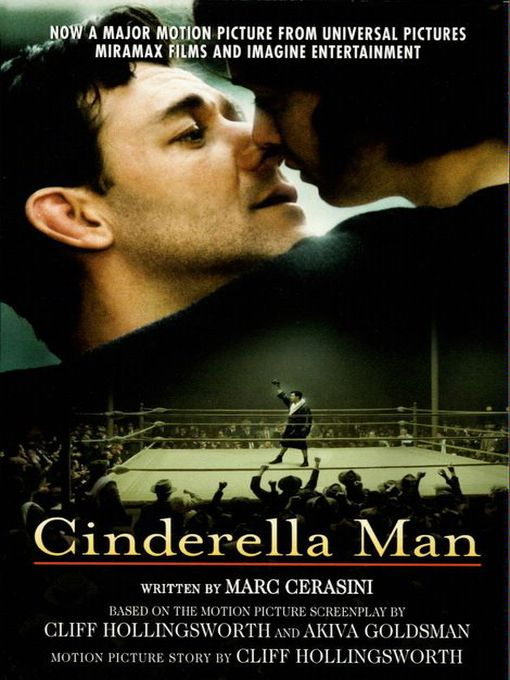 Title details for Cinderella Man by Marc Cerasini - Available