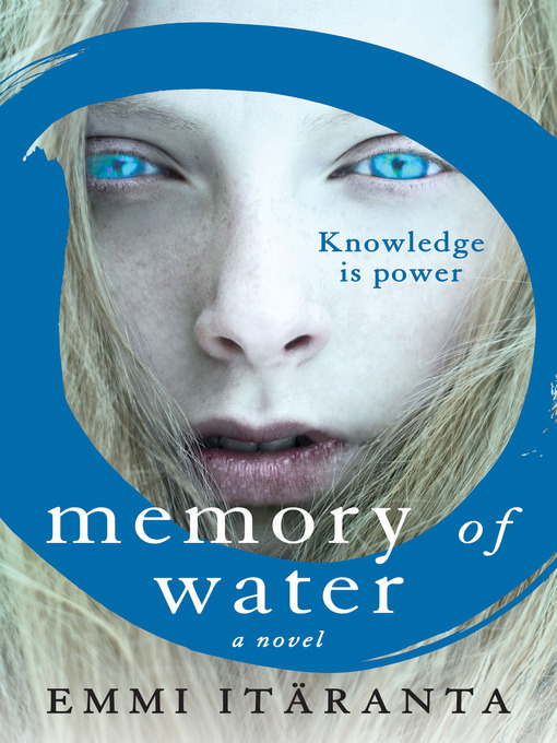 Cover of Memory of Water