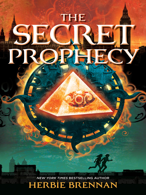 Title details for The Secret Prophecy by Herbie Brennan - Wait list