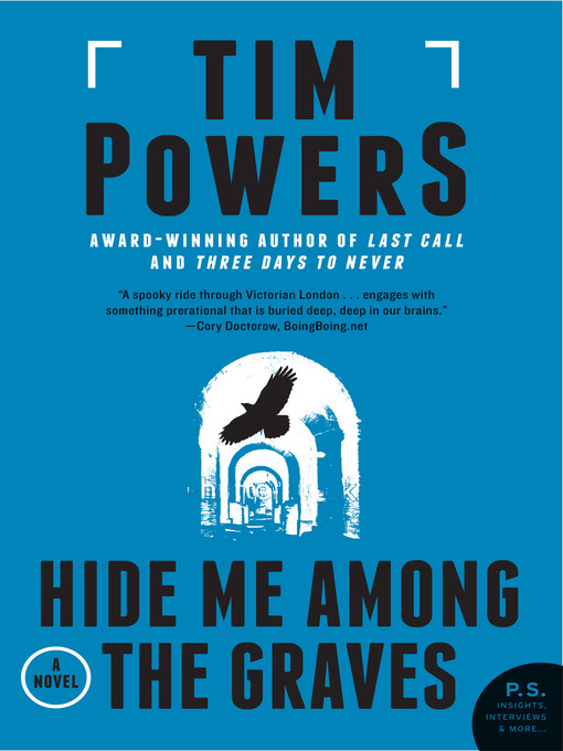 Title details for Hide Me Among the Graves by Tim Powers - Available