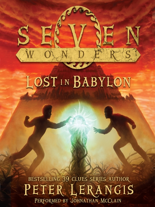 Title details for Lost in Babylon by Peter Lerangis - Wait list