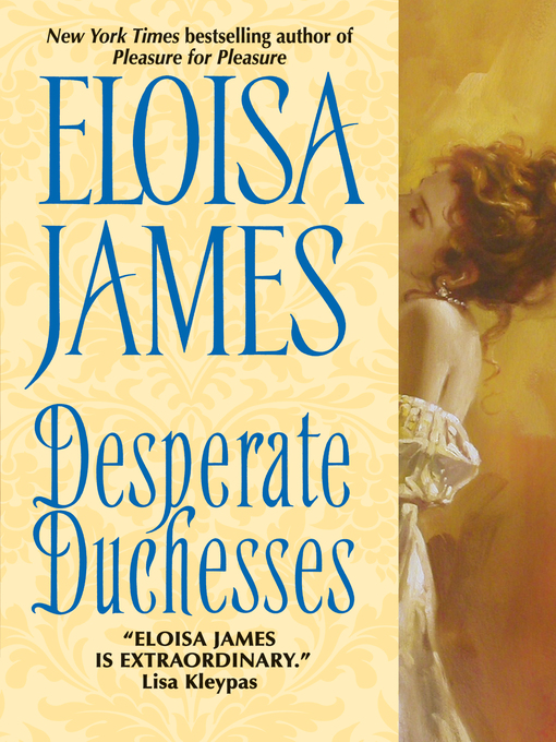 Cover of Desperate Duchesses