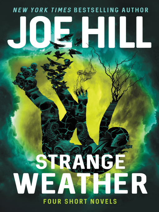 Title details for Strange Weather by Joe Hill - Available