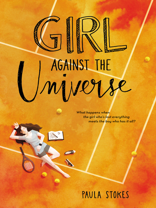 Cover of Girl Against the Universe