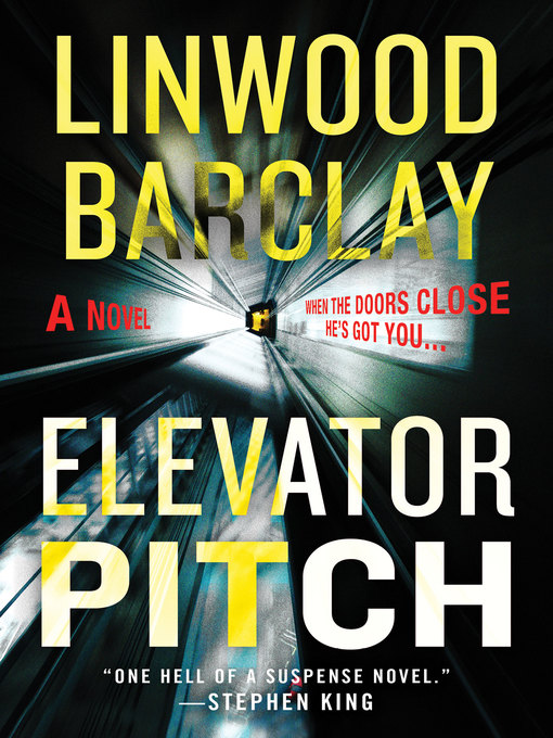 Cover image for Elevator Pitch