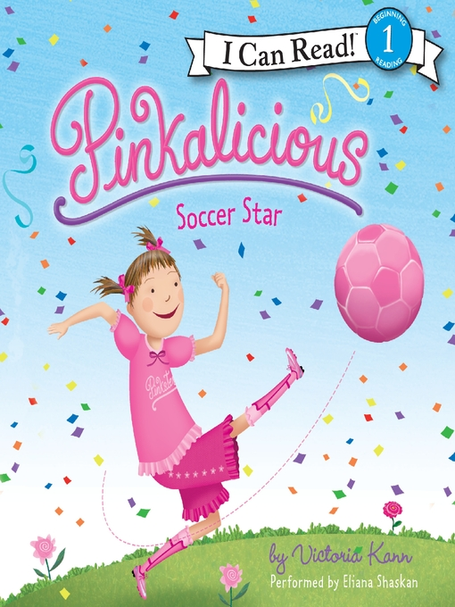 Title details for Soccer Star by Victoria Kann - Wait list