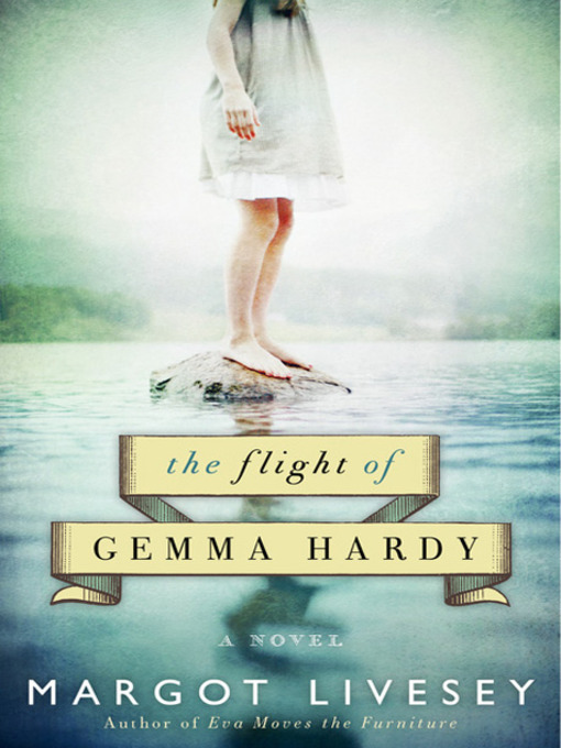 Cover of The Flight of Gemma Hardy