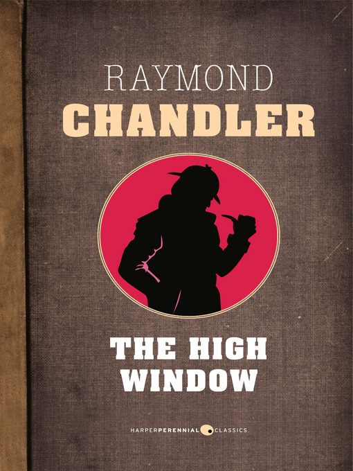an introduction to the comparison of dashiell hammet in the dain curse and raymond chandler in the b