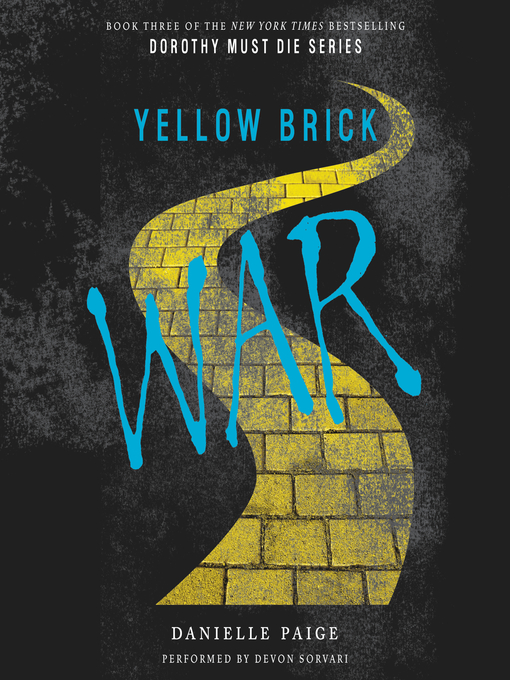 Cover of Yellow Brick War