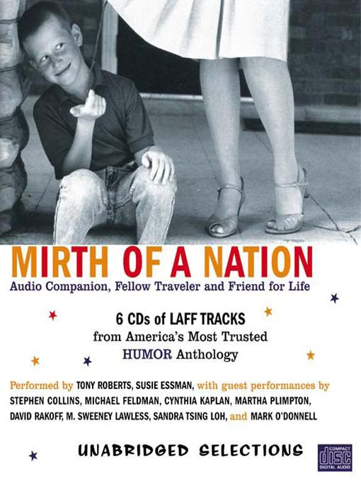 Title details for Mirth of a Nation by Michael J. Rosen - Available