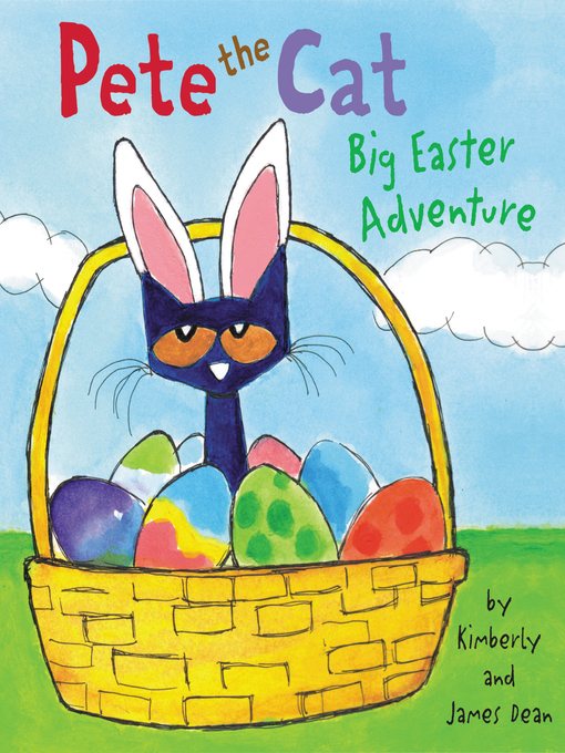 Title details for Big Easter Adventure by James Dean - Available