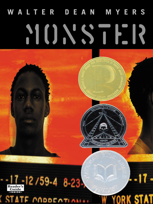 Title details for Monster by Walter Dean Myers - Wait list