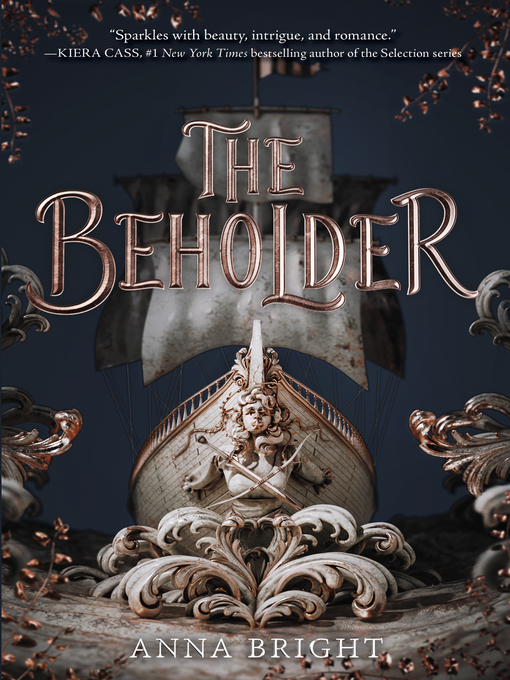 Title details for The Beholder by Anna Bright - Wait list